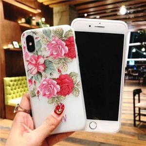 ⚠️LAST NEW iPhone XS Max Floral case